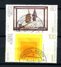 Germany 1993 SG#2518-9 Europa, Contemporary Art Used Set #A24120