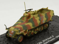 The Combat Tanks Collection (Issue 99) - SD.KFZ. 251/9 AUSF. D