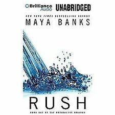 Rush 1 by Maya Banks (2014, CD, Unabridged)