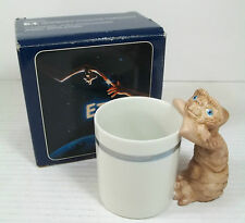 AVON ET E.T. THE EXTRA TERRESTRIAL EVERYTHING CADDY PORCELAIN FIGURINE (1983)