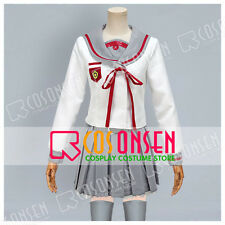Seraph of the End Mahiru Hīragi(Mahiru Hiiragi) Cosplay Costume Sailor Suit