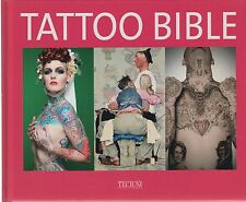 TATTOO BIBLE (con circa 400 solitamente colorati fig.) 2012