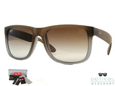 Ray Ban RB4165 854/7Z 54 JUSTIN occhiali da sole NEW Sunglasses Sonnenbrille