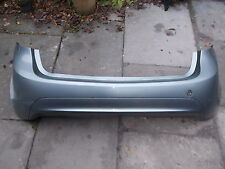MERIVA B REAR  BUMPER , PAINTED TO ORDER, LATE MODEL 2010 to 14.