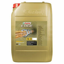 Castrol EDGE 5W-30 FST Fully Synthetic Engine Oil 5W30 - 20 Litre DRUM