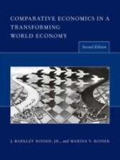 Comparative Economics in a Transforming World Economy by Marina V. Rosser and...