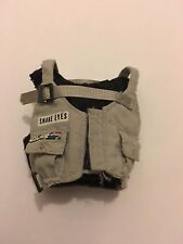 "GI Joe - ""Snake Eyes"" Body Jacket Only (Black and Grey)"