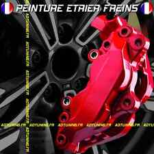 KIT TUNING PEINTURE ETRIER FREIN ROUGE FOLIATEC VW JETTA NEW BEETLE PHAETON UP