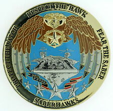 Helicopter Maritime Strike Squadron HSM-77 SABERHAWKS US Navy Challenge Coin
