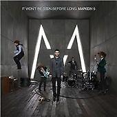 Maroon 5 - It Won't Be Soon Before Long (Parental Advisory, CD)