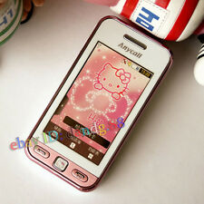 SAMSUNG S5230 hello*Kitty Mobile Cell Phone Original Quadband Refurbished, Gift