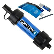 Blue Sawyer SP128 Mini Water Filtration Kit Filters up to 100,000 Gallons