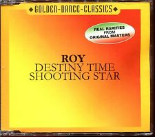 ROY (DESTINY TIME) / (SHOOTING STAR) - ZYX ITALO DISCO CD MAXI [903]