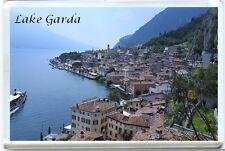 LAKE GARDA - LIMONE - ITALY FRIDGE MAGNET-1