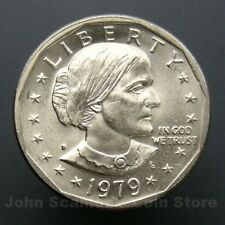 1979-S Susan B Anthony Dollar $1 Choice BU Mint US Coin