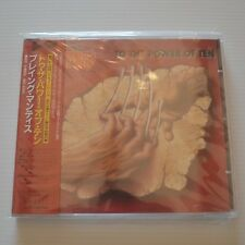 (NWOBHM) PRAYING MANTIS - TO THE POWER OF TEN - JAPAN CD PROMO SAMPLE