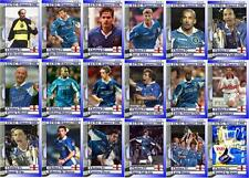 Chelsea 1998 European Cup winners Cup Winners football trading cards