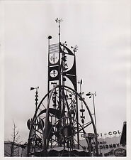 NEW YORK World's Fair PEPSI COLA Tower Iconic 1964 Architecture VINTAGE photo