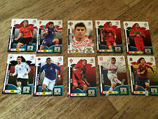 Panini EURO 2012 Adrenalyn XL - Selection of 10 football cards - Listing #2