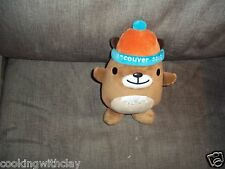 VANCOUVER 2010 OLYMPIC ADVERTISING  MUKMUK SIDEKICK PLUSH DOLL FIGURE TOY