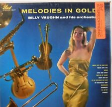 Melodies in Gold Billy Vaughn and his orchestra 33RPM DLP25,064  122616LLE