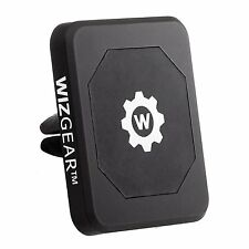 WizGear Air Vent Magnetic Phone Car Mount Holder Stronger New SQUARE Design
