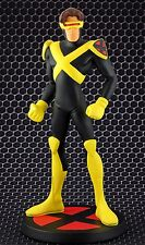 Hard Hero X-Men Evolution Cyclops Cold Cast Maquette Statue Limited Edition #219