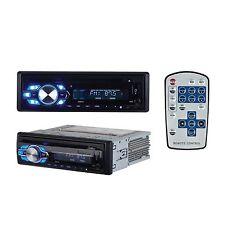 Raptor 200 Watt In-Dash Reciever w/ Remote, AM/FM Stereo CD Player, Single Din