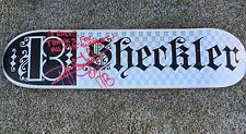 Ryan Sheckler Plan B Autographed Skateboard Deck