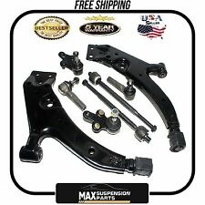 Suspension Front Inner Outer Lower Ball Joints Control Arms $5 YEARS WARRANTY$