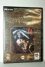 GOTHIC II GIOCO USATO OTTIMO STATO PC CDROM VERSIONE ITALIANA GD1 40449