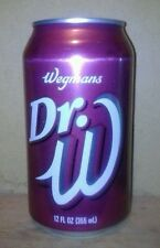 "1 Full ""DR. W"" ~  Wegmans Store Brand DR PEPPER Knock Off (id: a)"