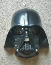 Star Wars 3, Revenge of the Sith, Darth Vader 1/2 Mask, One Size Fits Most
