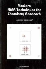 Organic Chemistry: Modern NMR Techniques for Chemical Research by A. E....