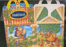 MCDONALDS HERCULES&MEGARA filottete ercole happy meal DISNEY solo scatola(vuota)