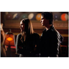 The Vampire Diaries Nina Dobrev Close to Ian Somerhalder 8 x 10 inch Photo