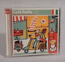 Cafe Italia by Various Artists (CD, 2002) Union Square Music