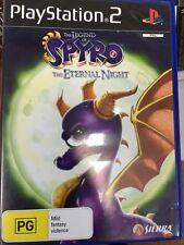 spyro eternal night PS2