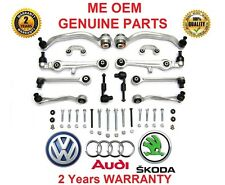 #ME CONTROL ARMS KIT Audi A4 A6 VW Passat B5 C5 Skoda SUPERB SUSPENSION WISHBONE