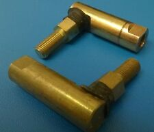 """3/8"""" UNF Ball joints LH/RH Pair Countax Westwood 4922  Illston and Robson"""