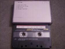 VERY RARE PROMO Peep Show UK DEMO CASSETTE TAPE 4trx UNRELEASED unknown London !