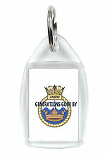 HMS ANSON KEY RING (ACRYLIC)
