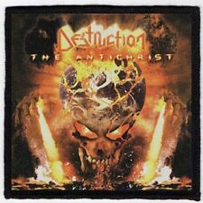 DESTRUCTION PATCH / SPEED-THRASH-BLACK-DEATH METAL