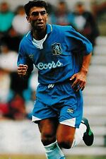 Football Photo ROBERTO DI MATTEO Chelsea 1996-97