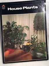 HOUSE PLANTS BY DOROTHY AND THOMAS HOOBLER