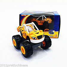 Blaze and the Monster Machines Vehicle Diecast Toy Racer Cars Truck STRIPES