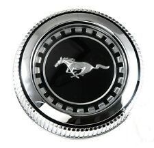 New! 1971-1973  Ford Mustang Gas Cap Chrome Twist on with cable
