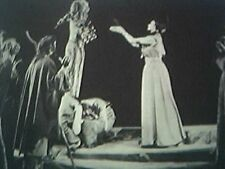 news item picture 1958 norway norwegian theatre oslo sophocles oedipus rex berge