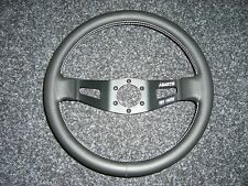 Lenkrad Sportlenkrad Sport Leder Steering wheel Fiat 131 Abarth 350mm Rally