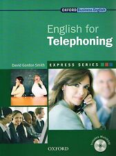 Oxford Business English Express Series ENGLISH FOR TELEPHONING with MultiROM New